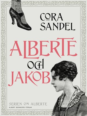 cover image of Alberte och Jakob