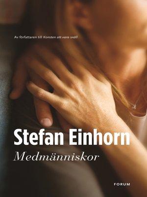 cover image of Medmänniskor