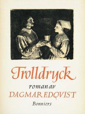 cover image of Trolldryck
