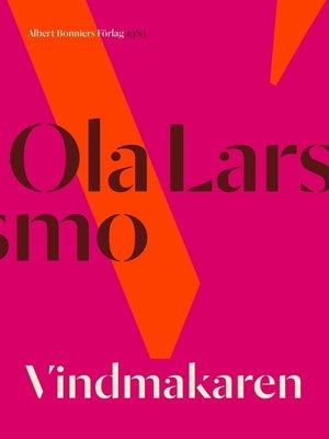 cover image of Vindmakaren