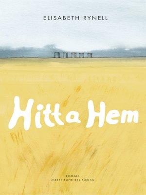cover image of Hitta Hem