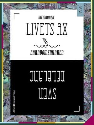 cover image of Livets ax