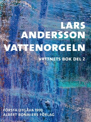 cover image of Vattenorgeln