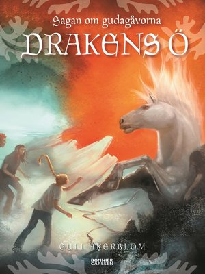 cover image of Drakens ö