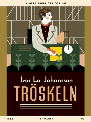 cover image of Tröskeln