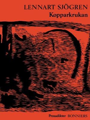 cover image of Kopparkrukan