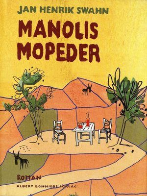 cover image of Manolis mopeder