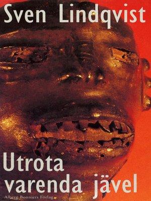 cover image of Utrota varenda jävel