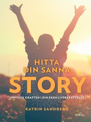 cover image of Hitta din sanna story