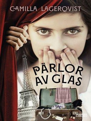 cover image of Pärlor av glas