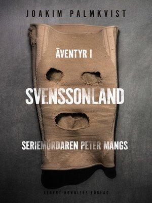 cover image of Äventyr i Svenssonland