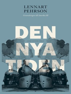 cover image of Den nya tiden