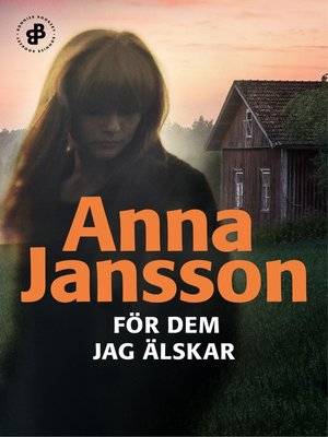 cover image of För dem jag älskar