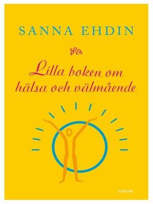 cover image of Lilla boken om hälsa och välmående