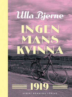 cover image of Ingen mans kvinna
