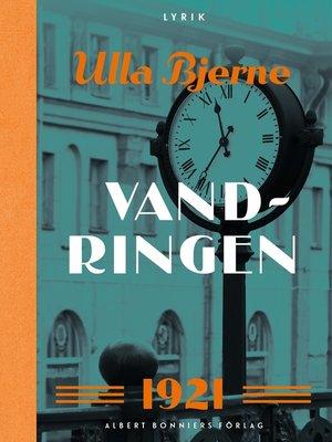 cover image of Vandringen