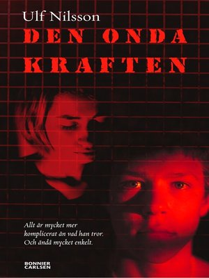 cover image of Den onda kraften