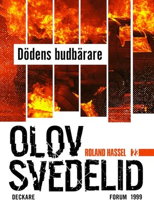cover image of Dödens budbärare