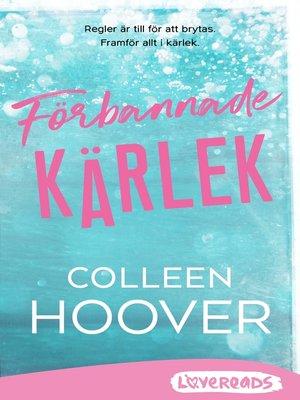 cover image of Förbannade kärlek