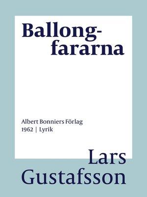 cover image of Ballongfararna