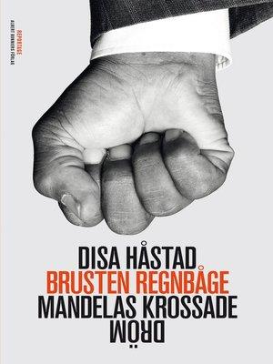 cover image of Brusten regnbåge