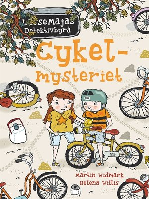 cover image of Cykelmysteriet