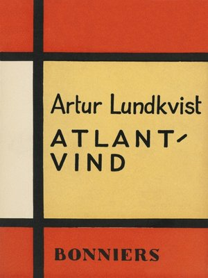 cover image of Atlantvind