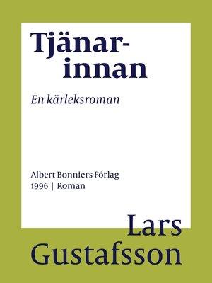 cover image of Tjänarinnan