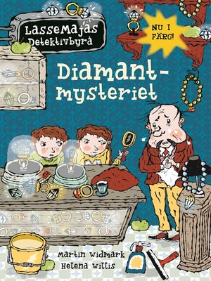 cover image of Diamantmysteriet