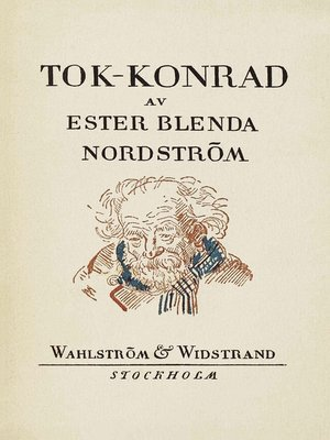 cover image of Tok-Konrad