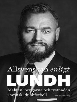 cover image of Allsvenskan enligt Lundh