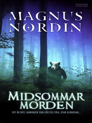 cover image of Midsommarmorden