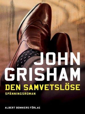 cover image of Den samvetslöse