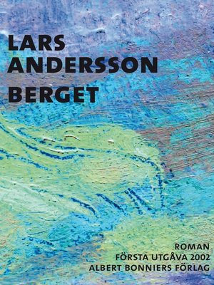 cover image of Berget