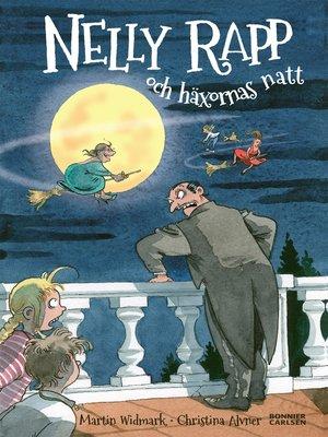 cover image of Nelly Rapp och häxornas natt