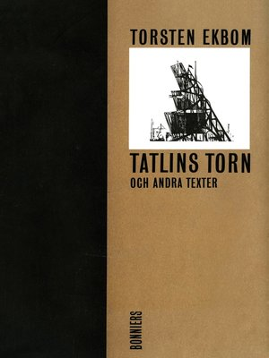 cover image of Tatlins torn och andra texter