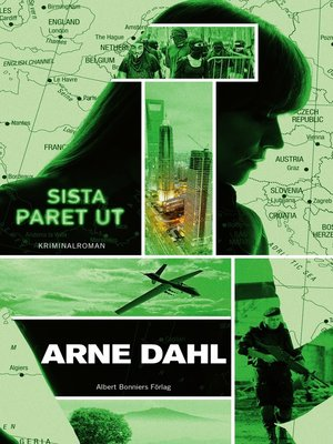 cover image of Sista paret ut