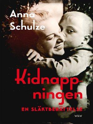 cover image of Kidnappningen