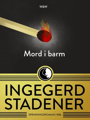 cover image of Mord i barm