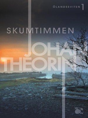 cover image of Skumtimmen
