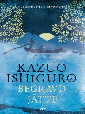 cover image of Begravd jätte