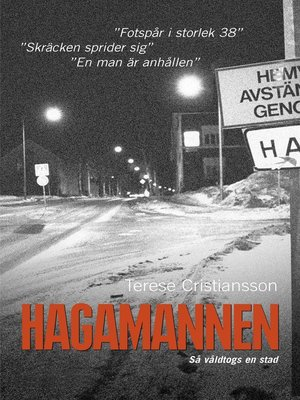 cover image of Hagamannen