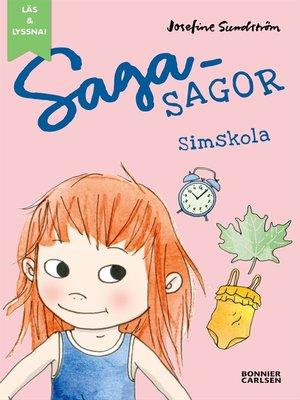cover image of Simskola (e-bok + ljud)