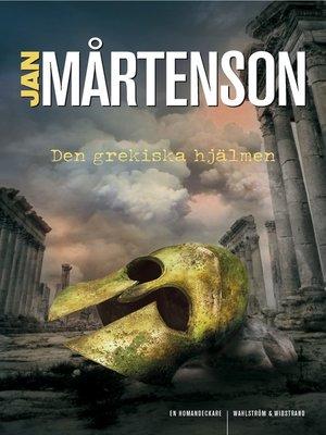 cover image of Den grekiska hjälmen