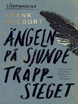 cover image of Ängeln på sjunde trappsteget