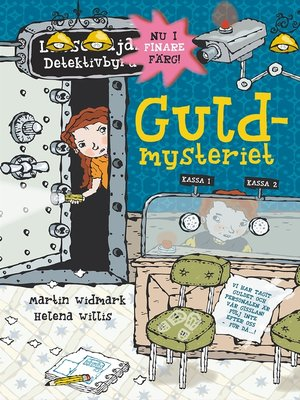 cover image of Guldmysteriet