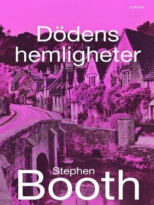 cover image of Dödens hemligheter