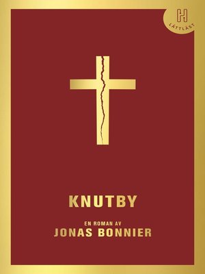 cover image of Knutby (lättläst)