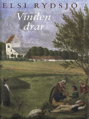 cover image of Vinden drar