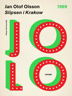 cover image of Slipsen i Krakow